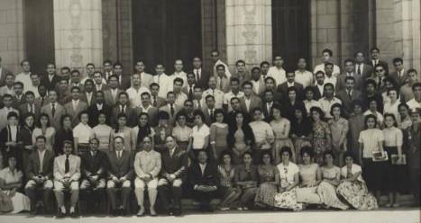 Uni caire 1959