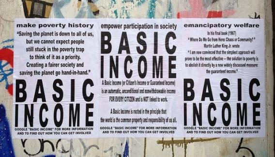 Basic Income - CS2