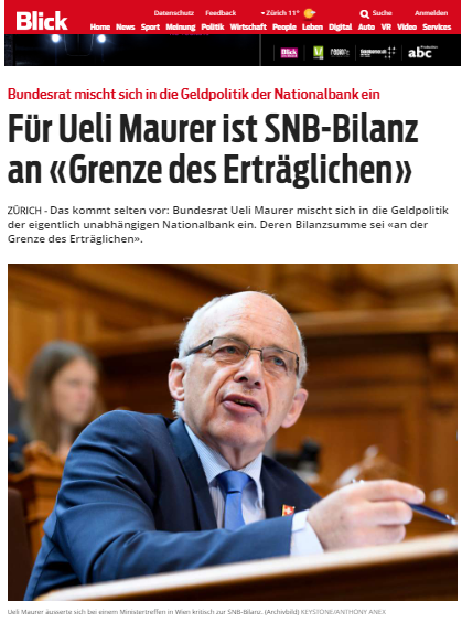 Maurer SNB