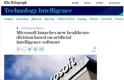 Microsoft - Telegraph