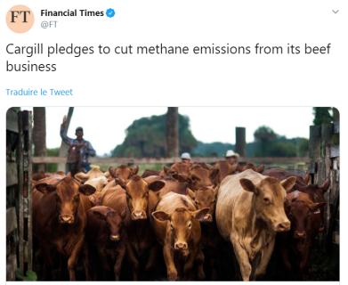 FT - Cargill - Methane