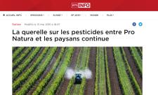 Pesticides - RTS