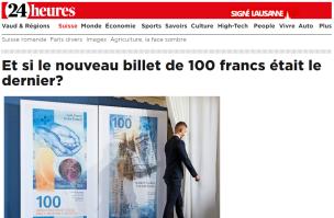 24heures - 100francs