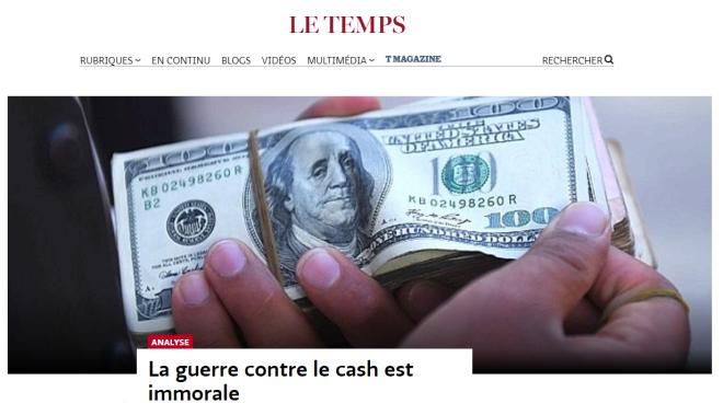 Garessus - Cash
