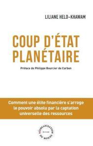 1ère de couverture Coup dEtat Planétaire (002)