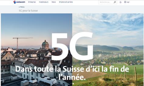 5G - Swisscom II