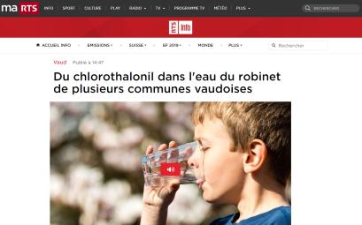 Chlorothalonil - RTS