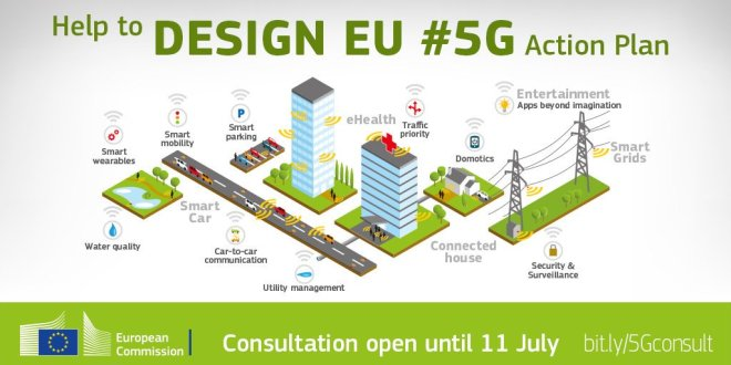 European Commission - 5G