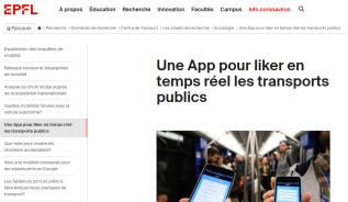 App - EPFL