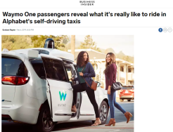 Business Insider - Waymo