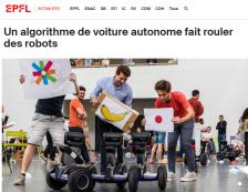 EPFL - robots autonomes