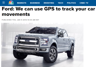 Ford - CNBC