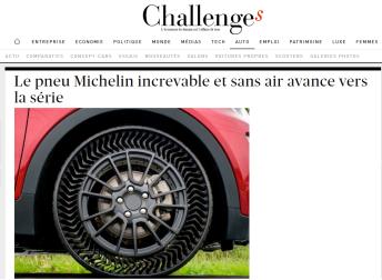 Michelin - Pneu