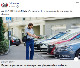 Payerne - scannage