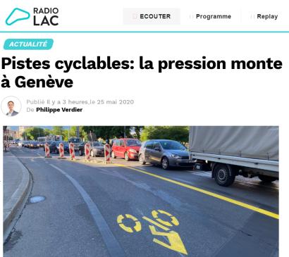 Radio Lac - Genève