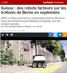 Robots - Berne