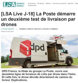 Robots - DPD France
