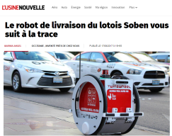 Robots - Soben