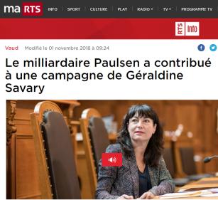 RTS - Savary