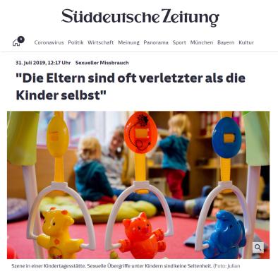 Süddeutsche - Kitas