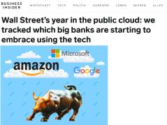 BI - Big Banks Cloud