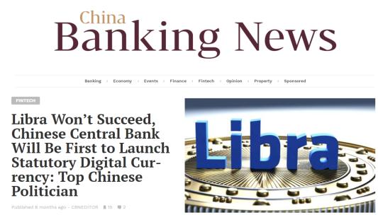 China Banking News - Libra