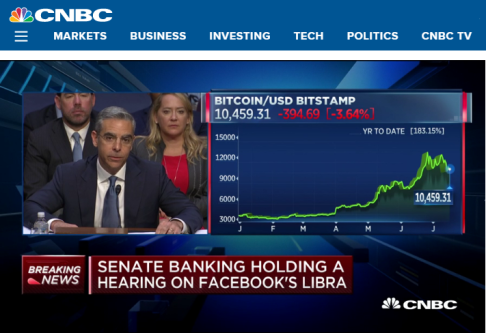 CNBC - Libra