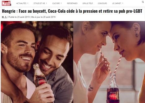 Coca - LGBT