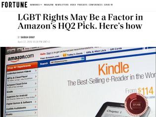 Diversity - Amazon