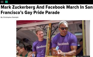 Diversity - Facebook
