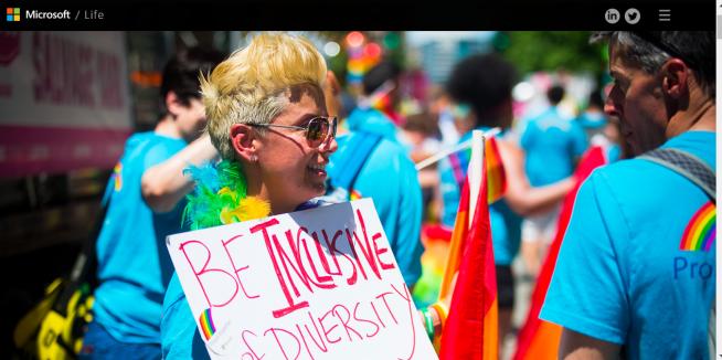 Diversity - Microsoft