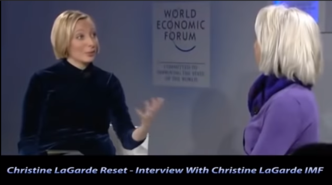 Lagarde - Reset Interview