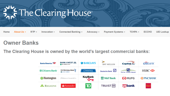 The Clearing House - Owner Banks