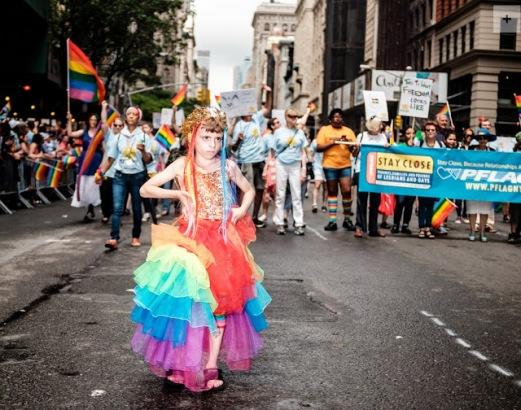 Desmond - gay pride NY 2015