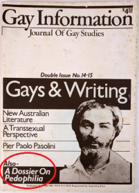 Gay Information - Pedo II