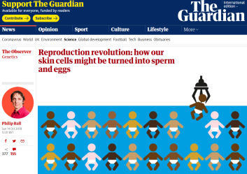 Guardian - Reproduction
