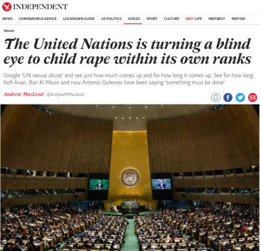 Independent - UN