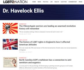 LGBTQ Nation - Havelock Ellis