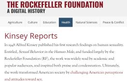 Rockefeller - Kinsey