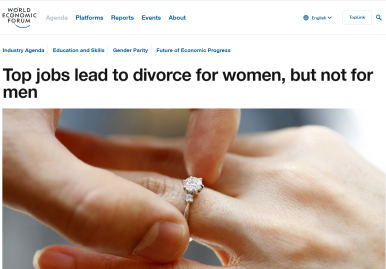 WEF - Divorces