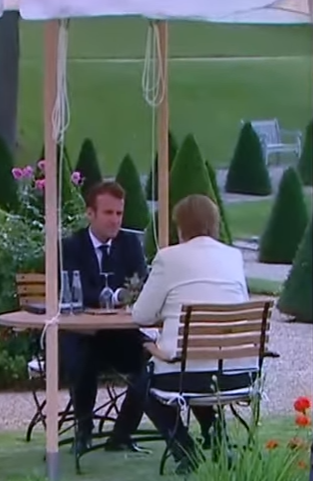 Macron-Merkel juin 2020
