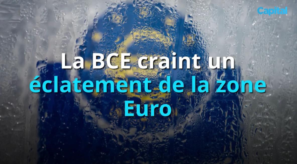 BCE - éclatement euro